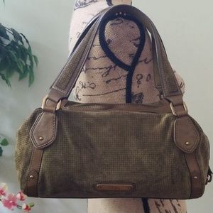 Cole Haan Leather/Suede Bag